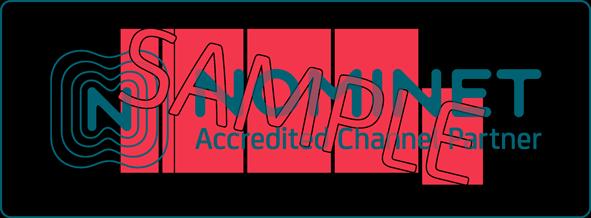 Accredited Registrar Logo Sample